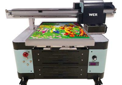 Impresora digital de ultramar compatible con máquina digital a2 uv