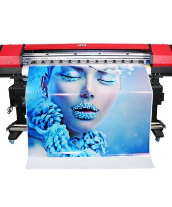 Impresora eco solvente